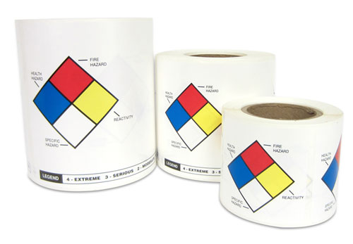 NFPA - RTK LABELS