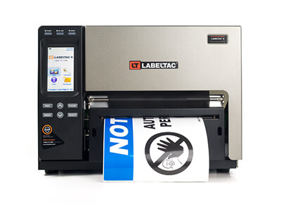 Industrial Label Printers : LabelTac Thermal Labeling Machines