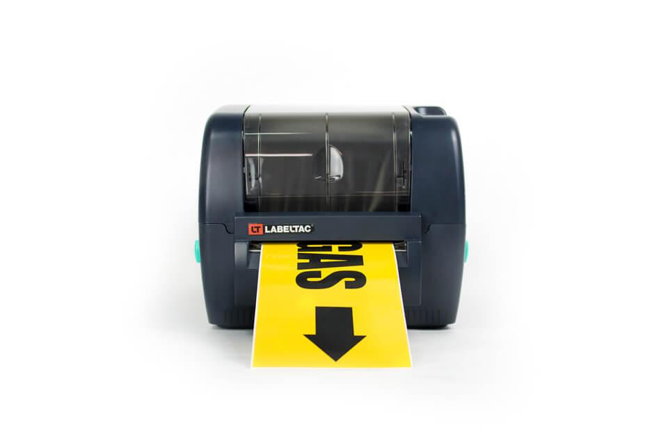 LabelTac 4 Pro Gas Label