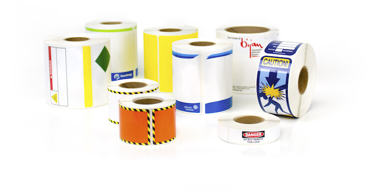 Need special or multi-color labels?
