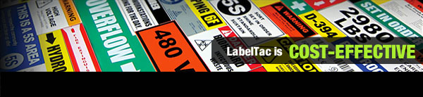 LabelTac is Cost-Effective