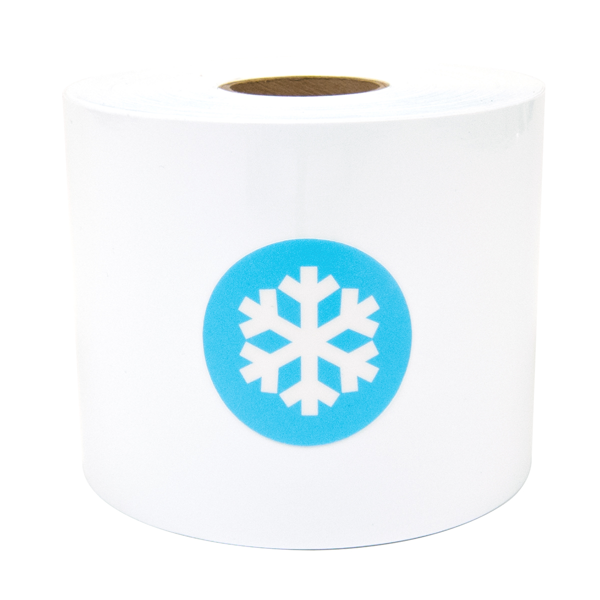 Cold Storage Supply Labels